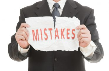 job seekers mistakes