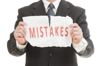 job seekers mistakes