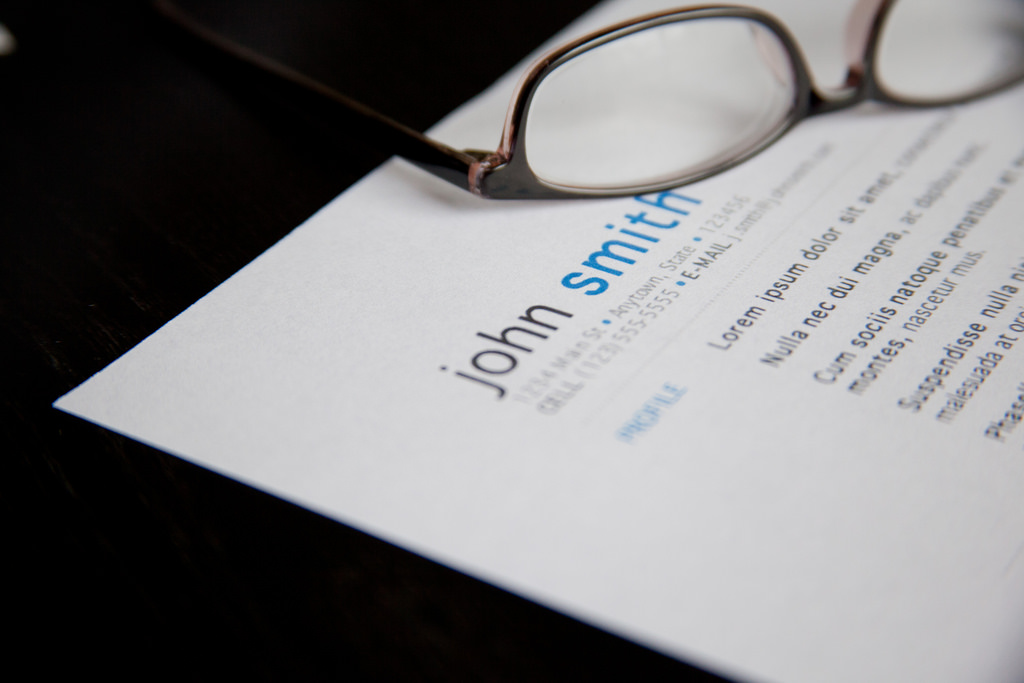 A Guide On How To Write An Eye Catching Executive CV