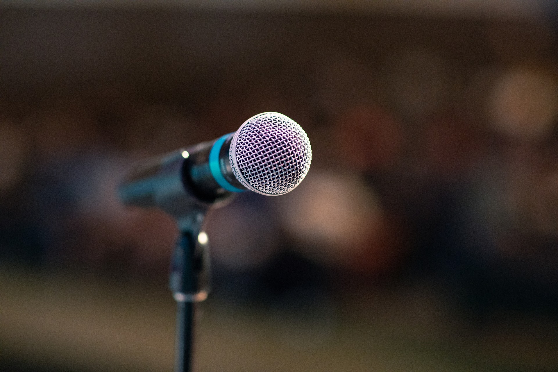 public speaking mic