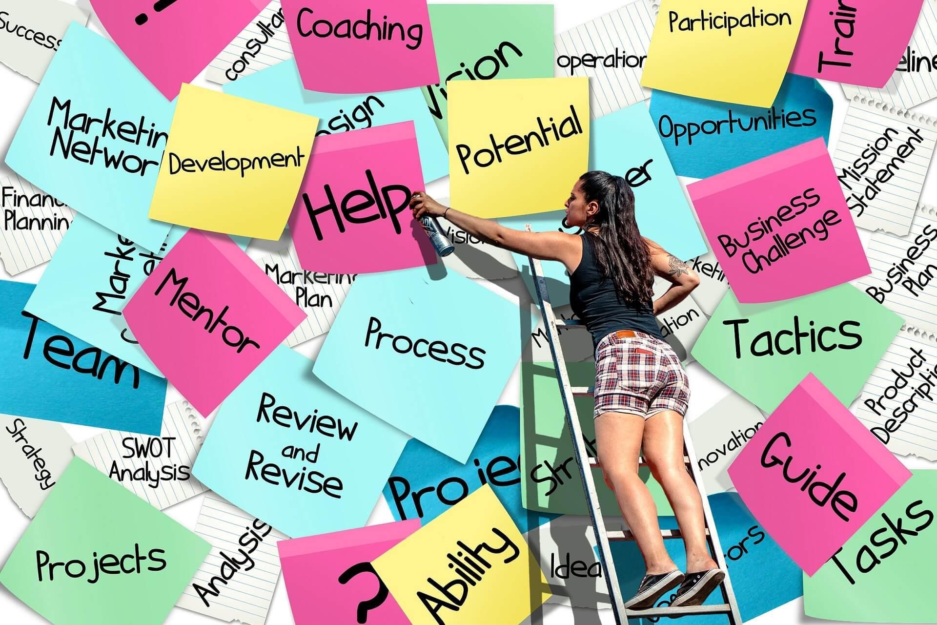 executive ladder